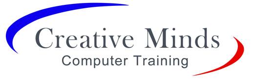 Creative Minds Banner logo