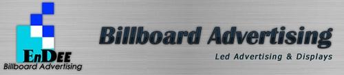 EnDee Billboard Advertising Logo