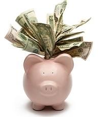 Financial cushion savings for business
