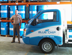 Stephan Morkel - Blue Chip lubricant