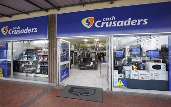 Cash Crusaders storefront