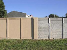 Classy Crete wall comparison