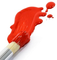 House of Paint brush