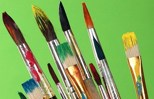 House of Paint brushes
