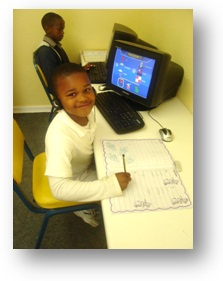 Kip McGrath Education Centre learner