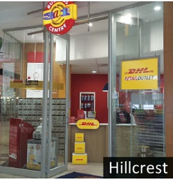 3@1 Front of Store with DHL signs