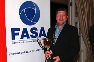 Hall of Fame Award Winner Carlo Gonzaga of Taste Holdings
