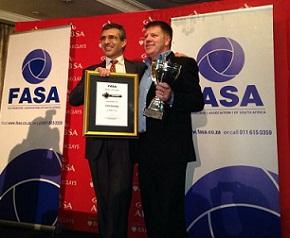 Carlo Gonzaga FASA Award
