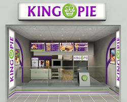 King Pie Shop Concept