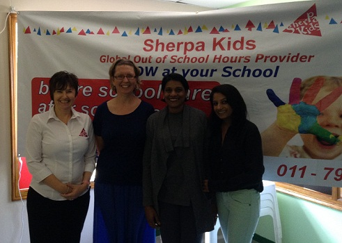 Sherpa First Franchisees