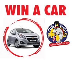 Fish and Chip Car Competition