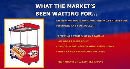 Option 3 - WORS & HOT DOG STAND