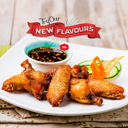 Simply Asia Chicken Wings