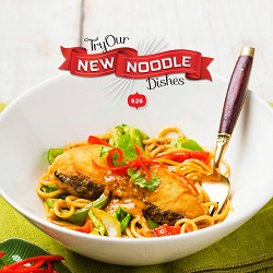 Simply Asia Coconut Tom Yum Noodles