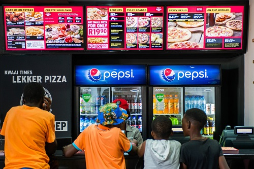 Pizza Hut hitting emerging markets