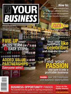 Your Business Cover