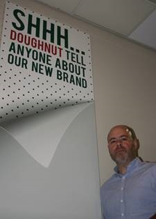 Krispy Kreme -Gerry Thomas, CEO of KK Doughnuts SA