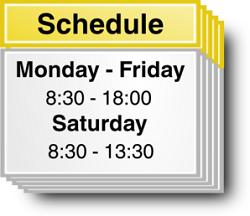 Loadshedding Schedule