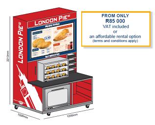 London Pie Station model