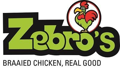 Zebros Chicken Logo