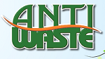Anti waste franchise company logo