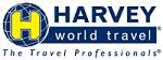 Harvey World Travel logo