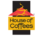 House of Coffees Logo