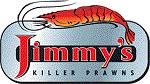 Jimmys Killer Prawns Logo