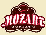 Mozart Ice-Cream Logo