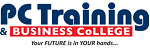 PC Training Busines College Logo