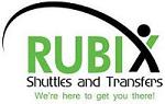 Rubix Shuttles and Transfers logo