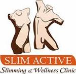 Slim Active Logo
