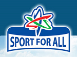 Sport for all franchising Pty (ltd) logo