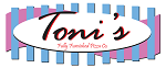 Tonis Fully Furnished Pizza Logo