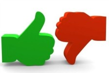 Pros and Cons of franchising with family thumbs up and down
