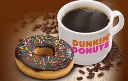 Dunkin Donuts - donuts and coffee