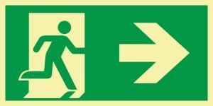 Exit ahead