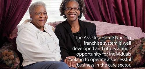 Assisted Home Nursing Profile Image