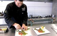 Brett Ladds Nelson Mandela Chef
