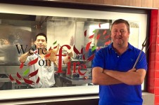 Galitos Building a Franchise Dream CEO Louis in store