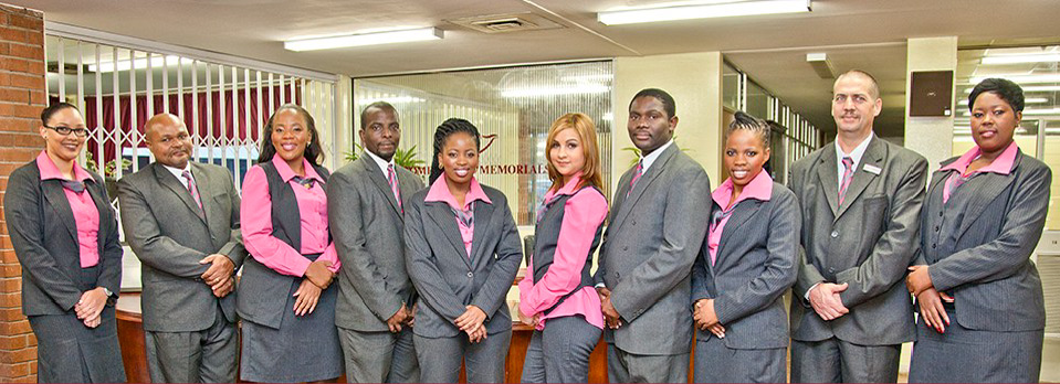 Doves funerals - staff