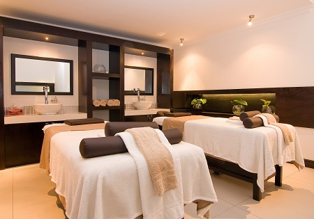 Camelot Spa San Lameer massage rooms