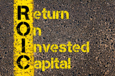 return on invested capital