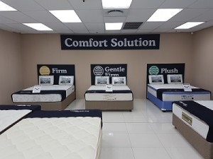 The Bed Shop Comfort Solution